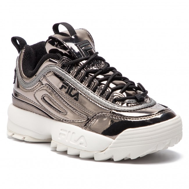 1e53ad35 Sneakers FILA - Disruptor M Low Wmn 1010441.04X Gun Metal