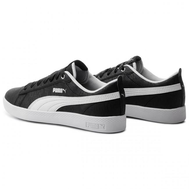 Sneakers PUMA Smash Wns V2 Summer Pac 369130 01 Puma BlackPuma White