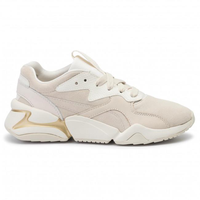 Sneakers PUMA - Nova Pastel Grunge Wn's 369487 01 Whisper White/Whisper  White