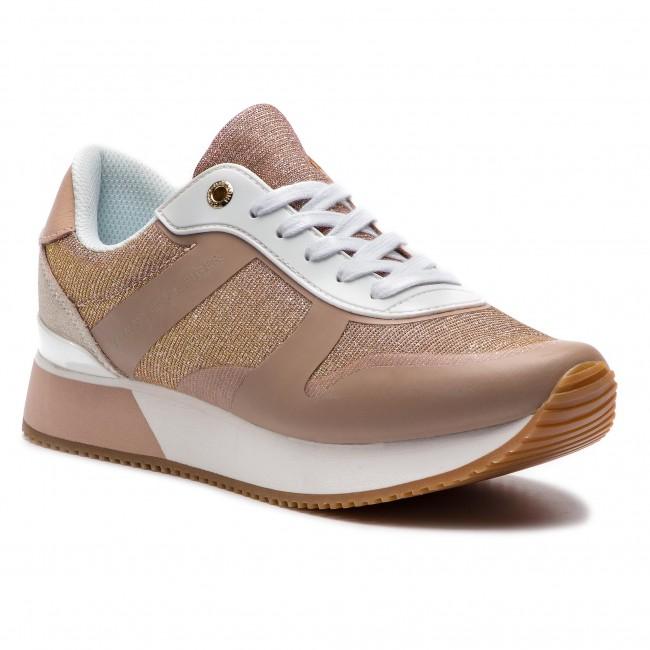 2499cdda3e248 Sneakers TOMMY HILFIGER - Glitter City Sneaker FW0FW03772 Monrovia 716 -  Sneakers - Low shoes - Women's shoes - efootwear.eu