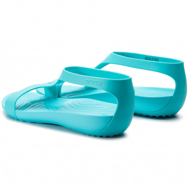 Sandals CROCS Serena Sandal W 205469 Pool