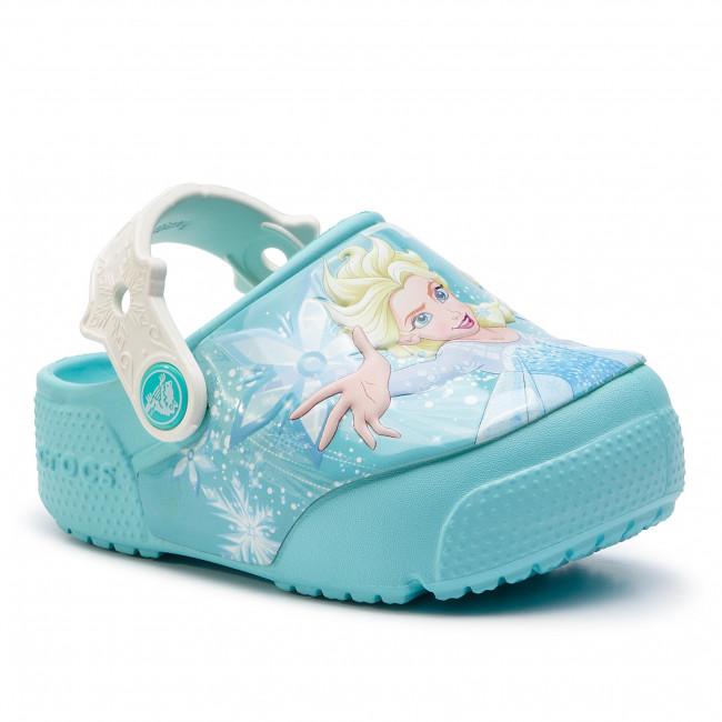 Crocsfl Frozen Elsa Ight Clg K 205495