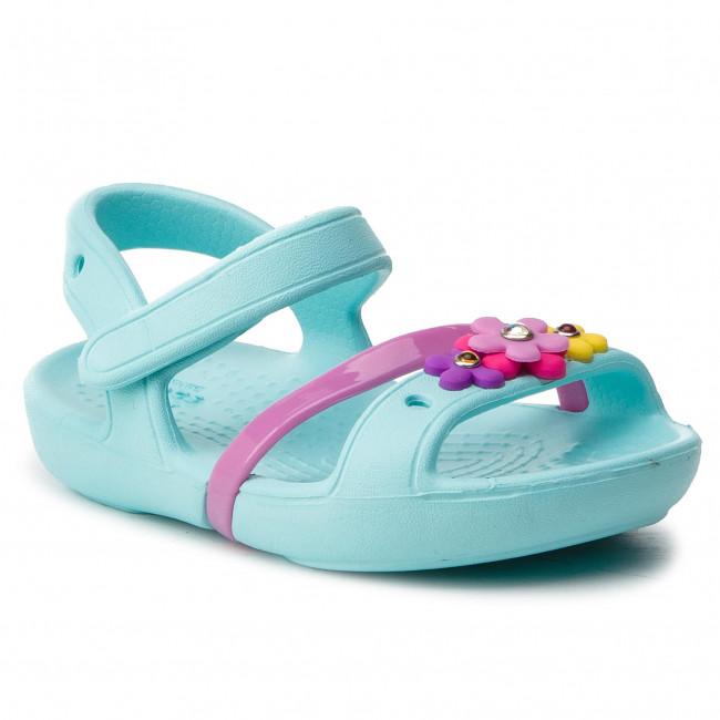 Sandals CROCS - Lina Charm Sandal K