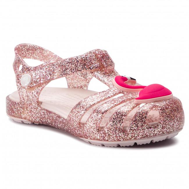 ea3aa90215b20 Sandals CROCS - Isabella Charm Sandal K 205535 Blush