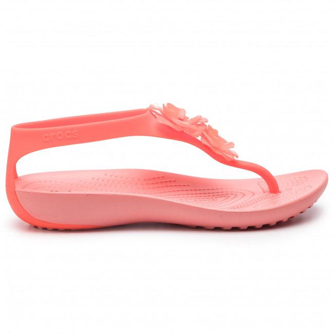 Sandals CROCS - Serena Embellish Flip W
