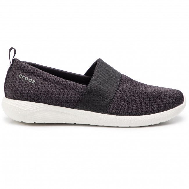 Crocs Literide Mesh Slip on W Loafers Mocassins Femme