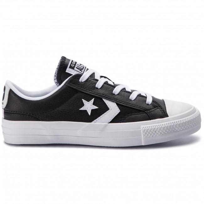 Sneakers CONVERSE Star Player Ox Bla 159780C BlackWhiteWhite