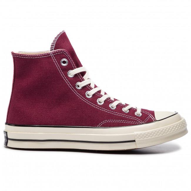 Sneakers CONVERSE Chuck 70 Hi 162051C DarkBurgundyBlack