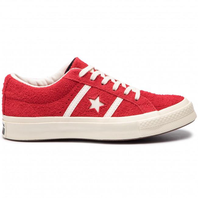 Sneakers CONVERSE One Star Academy Ox 163270C Enamel RedEgretEgret