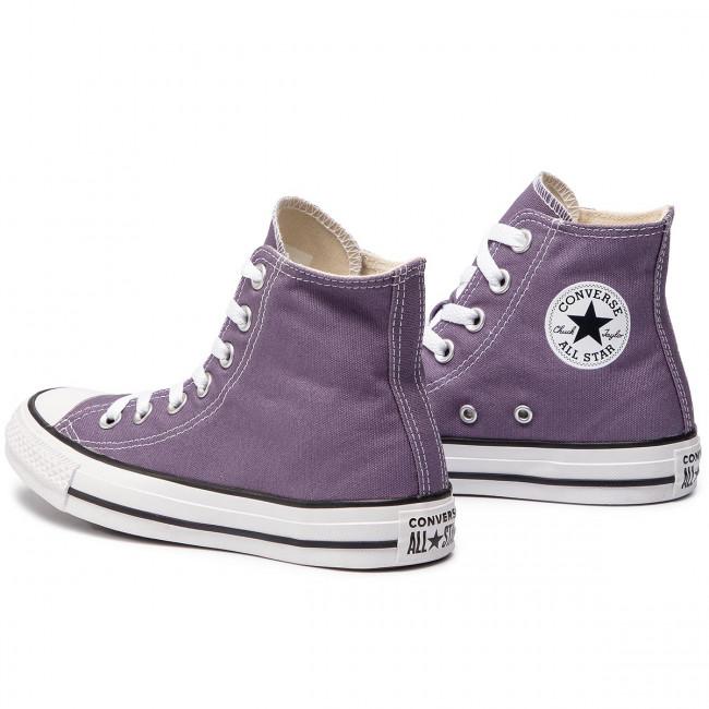 Sneakers CONVERSE Ctas Hi 163352C Moody Purple