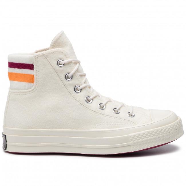 Sneakers CONVERSE Chuck 70 Hi 163364C EgretRhubarbOran