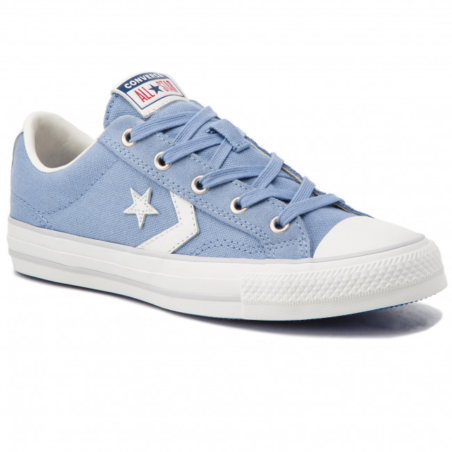 Sneakers CONVERSE - Star Player Ox 163963C Indigo Fog/Vintage