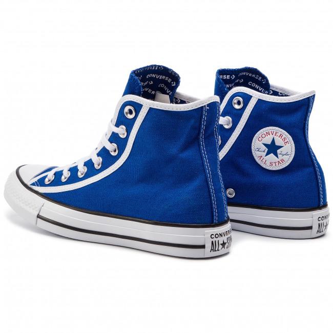 Sneakers CONVERSE Ctas Hi 163979C BlueWhiteBlack