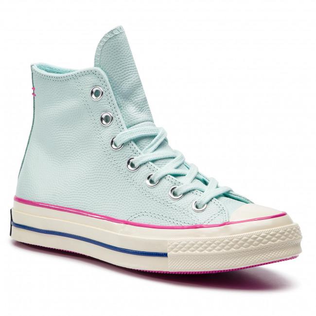 Sneakers CONVERSE - Chuck 70 Hi Teal T