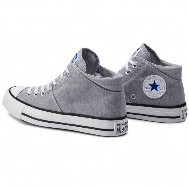 Sneakers CONVERSE Ctas Madison Mid 563449C Wolf GreyWhiteBlack