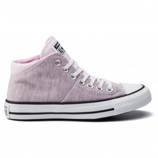 Sneakers CONVERSE Ctas Madison Mid 563450C Pink FoamWhiteBlack