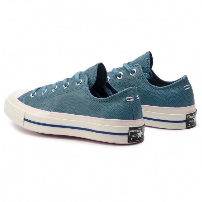 Sneakers CONVERSE Chuck 70 Ox Celest 563489C Celestial TealPin
