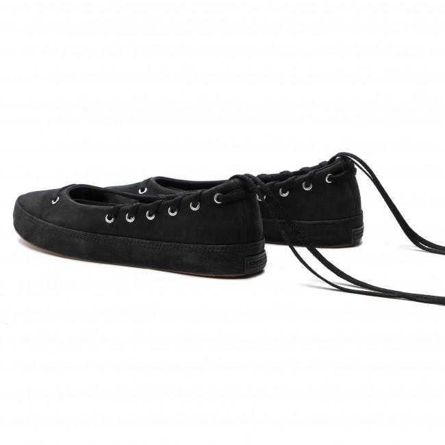 Converse Ballerinas All Star Rina Ox 563506C BlackBlackSilver