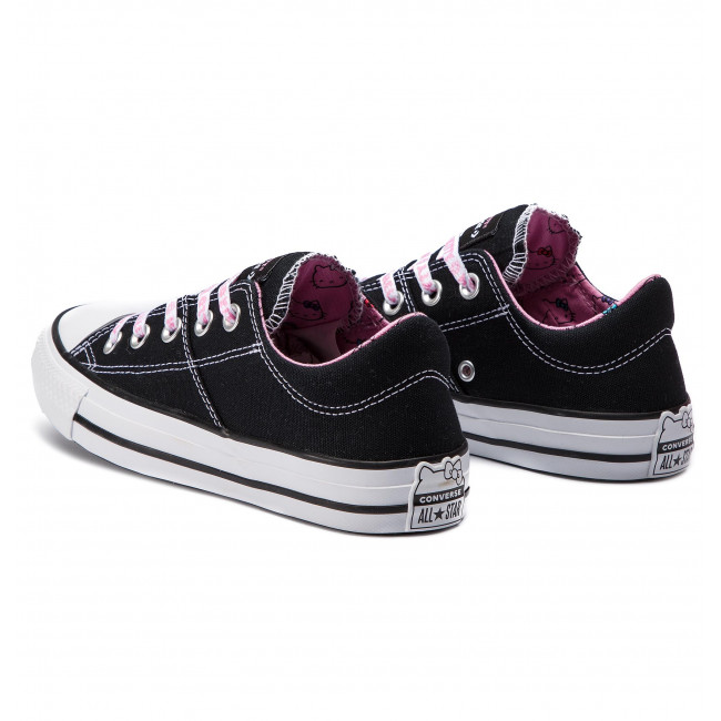 Sneakers CONVERSE Ctas Madison Ox 564630C BlackPrism PinkWhite