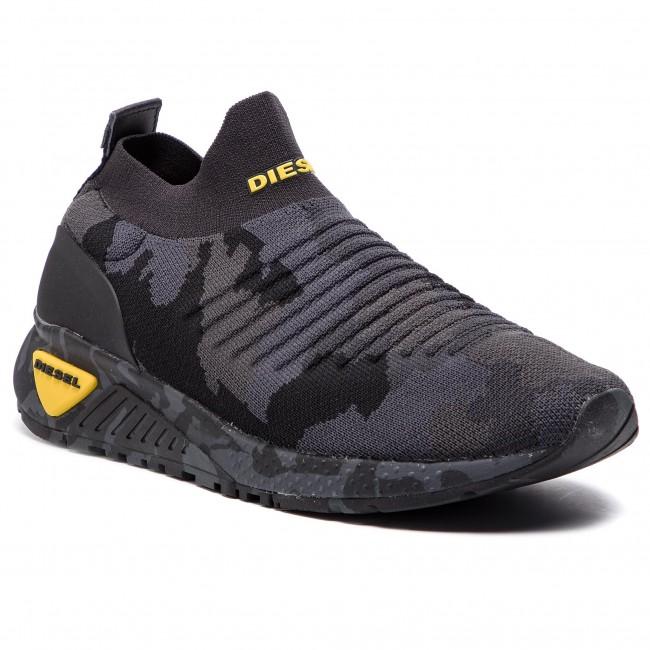 Sneakers DIESEL - S-Kb Athl Sock Y01881