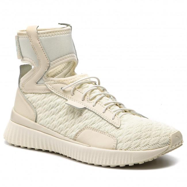 reputable site df40c fe994 Sneakers PUMA - Fenty Trainer Mid Geo 191231 01 Vanila Ice/Sterling Blue