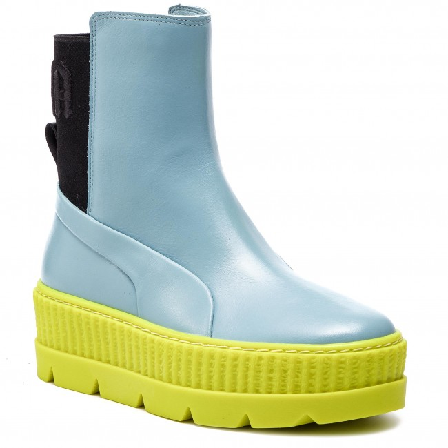 Sneakers PUMA Chelsea Sneaker Boot Wn's 366266 01 Sterling