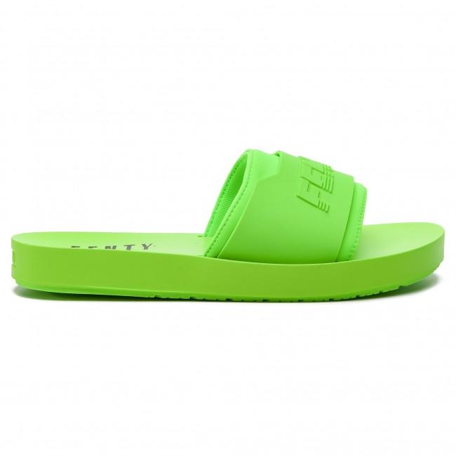 huge discount b2e1f 13548 Slides PUMA - Fenty Surf Slide Wns 367747 04 Green Gecko/Green Gecko