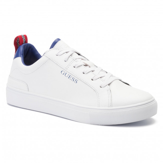 Sneakers GUESS Luiss Low H FM7LUI LEA12 WHITE