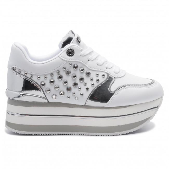 Sneakers GUESS Humbull FL7HUM ELE12 WHITE