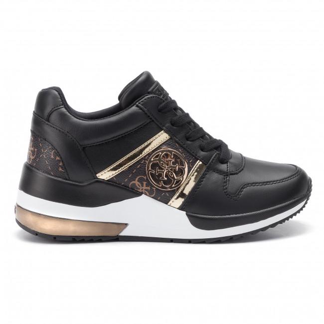 Sneakers GUESS Joyd2 FL7JO2 FAL12 BLACKGOLD