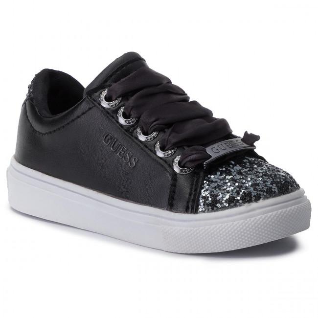 Sneakers GUESS - FT7MIS ELE12 BLACK