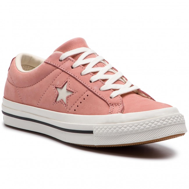 One Star Ox 161586C Rust Pink/Egret