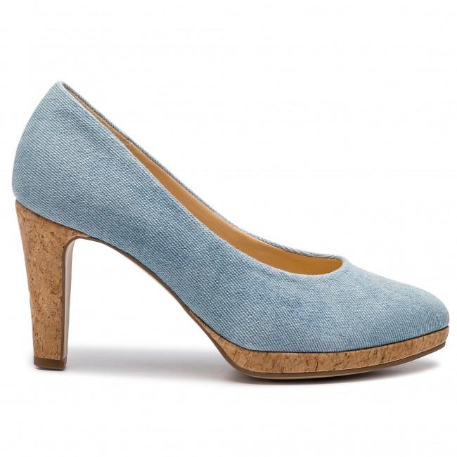Shoes GABOR 81.270.40 HellblauNatur