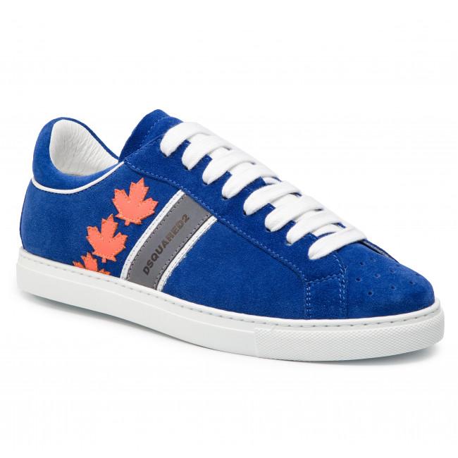 11950001 M640 Blu/Arancio - Sneakers