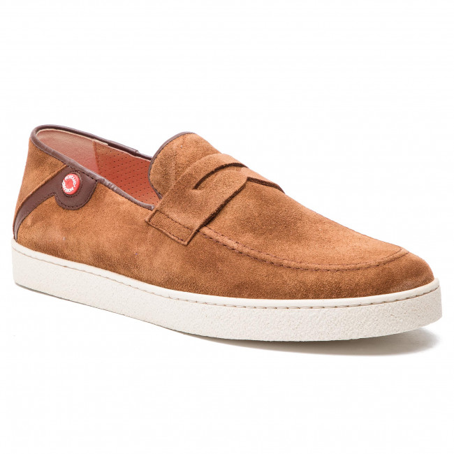 Shoes NOBRAND - Barney 14330 Cognac