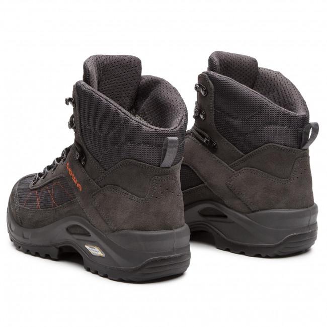 Mid Gtx Ii Taurus Anthrazit Trekker Lowa Gore 310526 Boots Tex 0937 WDH9E2I