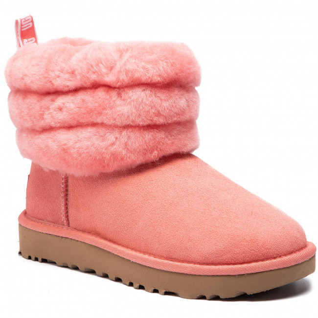 e705459ae01 Shoes UGG - W Fluff Mini Quilted 1098533 W/Lnt