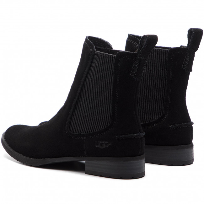 e039810235e Ankle Boots UGG - W Hillhurst Boot 1095393 W/Black