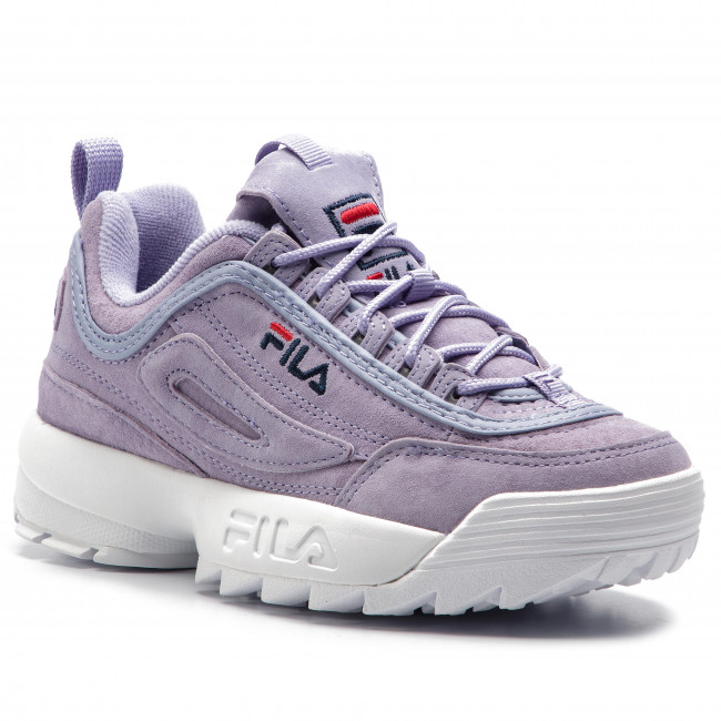 a9e9b1644c210 Sneakers FILA - Disruptor S Low Wmn 1010304.70Q Sweet Lavender ...