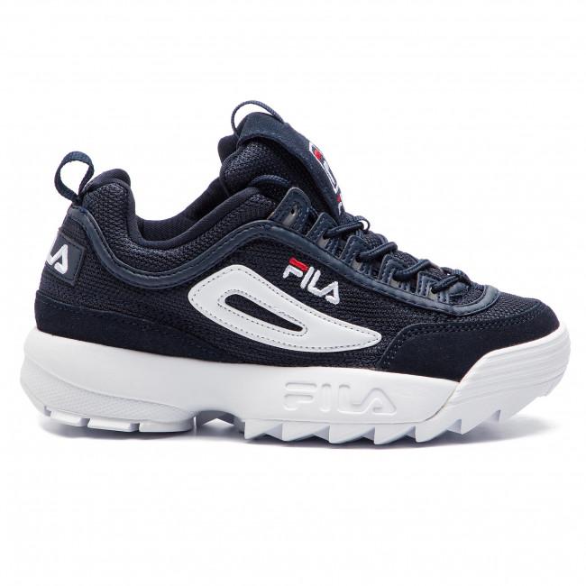 Sneakers FILA Disruptor Mesh Low Wmn 1010438.29Y Dress Blue