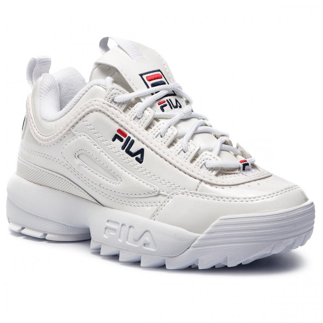 0869ee936676 Sneakers FILA - Disruptor M Low Wmn 1010441.1FG White