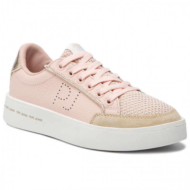 Sneakers PEPE JEANS - PLS30822 Mauve