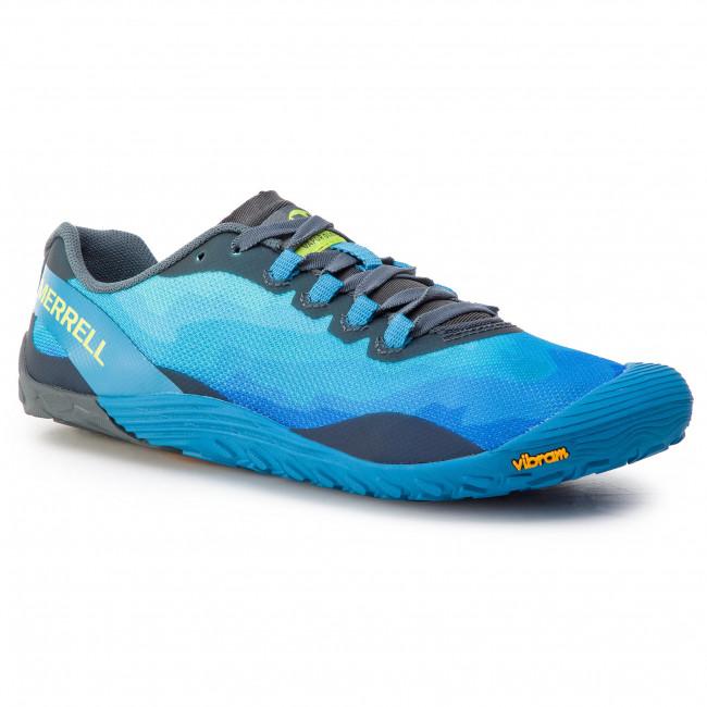 Shoes MERRELL - Vapor Glove 4 J50393 Mediterranian Blu