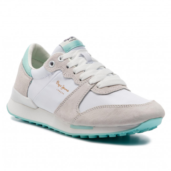 new arrival 5fece 996a8 Sneakers PEPE JEANS - Bimba Soft PLS30861 White 800
