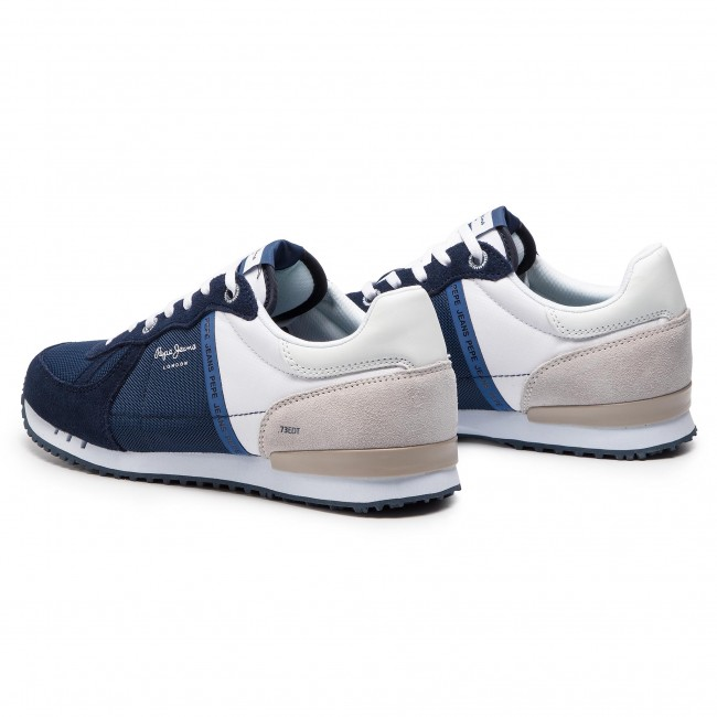 Sneakers PEPE JEANS Tinker Zero Seal PMS30508 Midnight 582