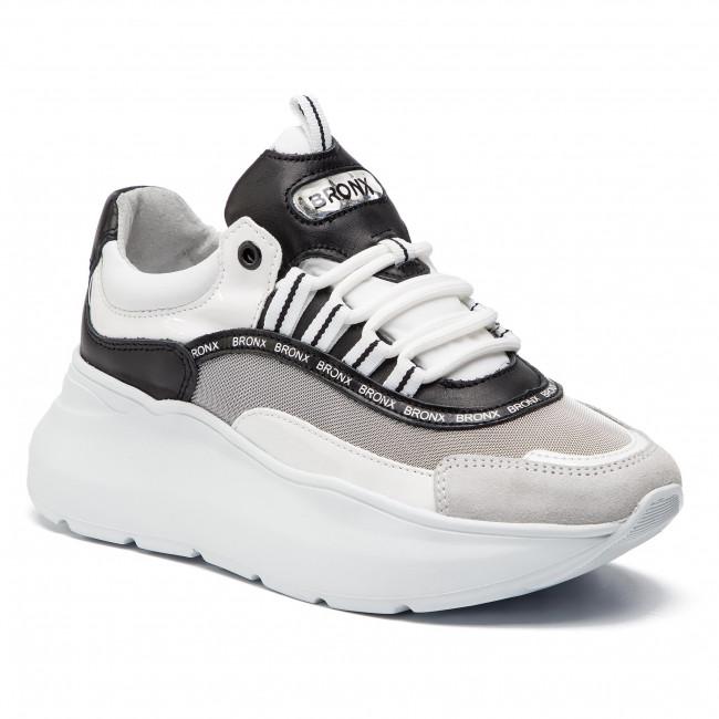 Sneakers BRONX - 66265-CM BX 1585 White