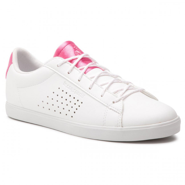 Sneakers LE COQ SPORTIF - Agate Sport 1910070 Optical White/Pink Carnation