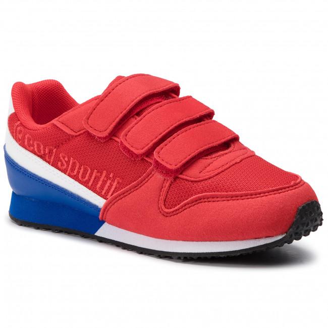 Sneakers LE COQ SPORTIF - Alpha II Ps Sport 1910116 Pure Red/Cobalt