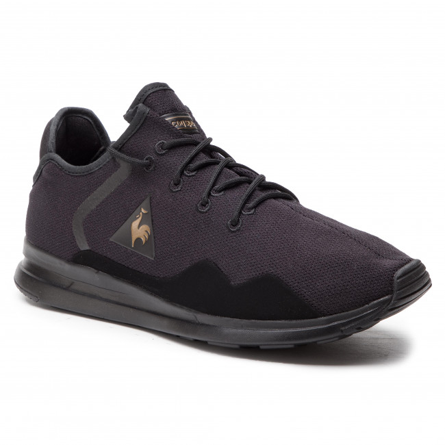 Sneakers LE COQ SPORTIF - Solas 1910481 Black/Old Brass