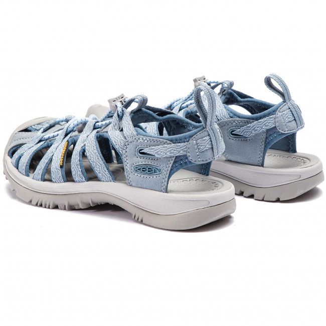 Sandals KEEN - Whisper 1020326 Citadel/Blue Mirage